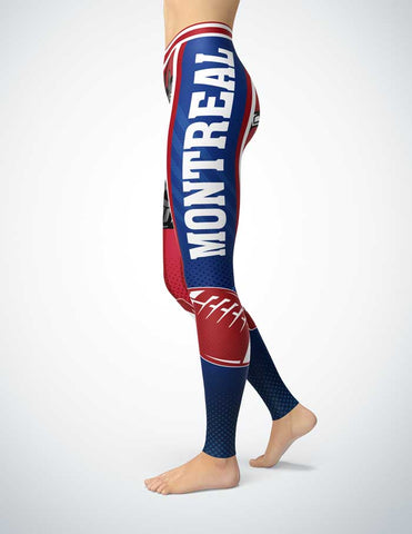 Montreal (HQ) Sports Leggings