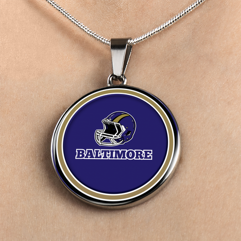 Baltimore Necklace w/Adjustable Chain