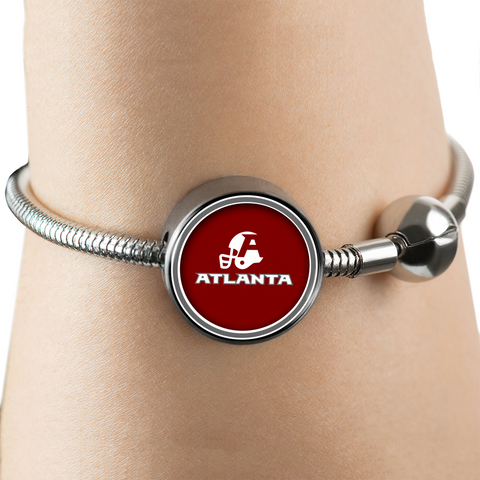 Atlanta Luxury Bracelet with Charm