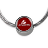 Image of Atlanta Luxury Bracelet with Charm
