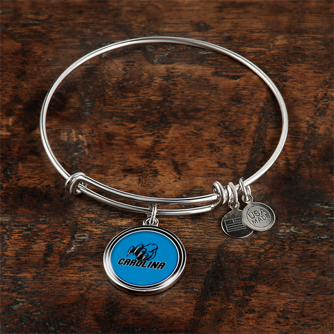 Carolina Bangle Bracelet Adjustable