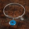 Image of Carolina Bangle Bracelet Adjustable