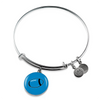 Image of Carolina Adjustable Stainless Steel Bracelet