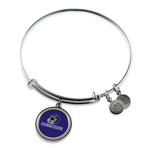 Baltimore Bangle-Bracelet adjustable