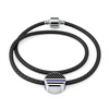 Image of Thin Blue Line Necklace V2