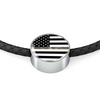 Image of Thin Camouflage Line Necklace