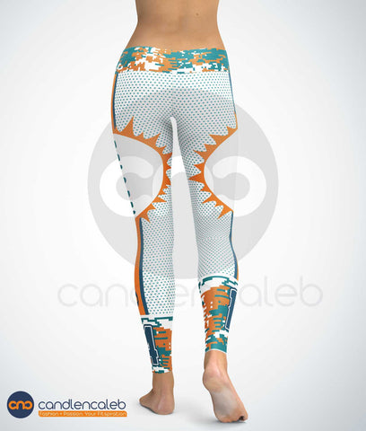 CNC Miami Sports High Quality Football Leggings
