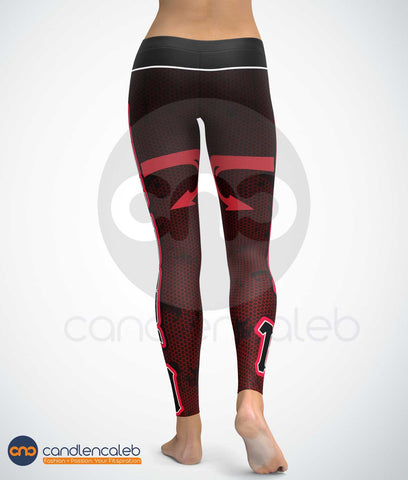 New Jersey NHL Yoga Leggings