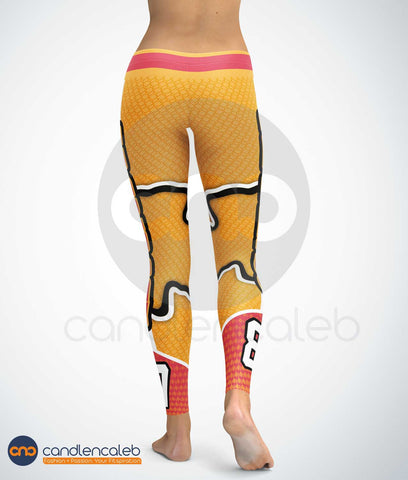 Kansas City High Quality Leggings