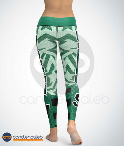 Dallas Hockey Leggings