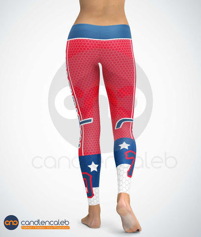 Washington NHL Leggings