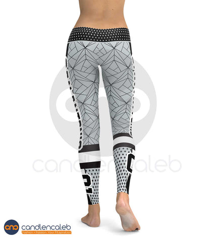 San Antonio Basketball Leggings