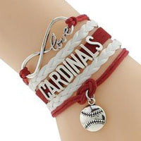 Image of Arizona Cardinals Bracelets