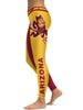 Image of Arizona State College Team Football Sports Leggings
