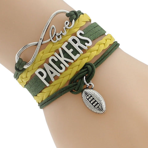 Green Bay Packers Bracelets