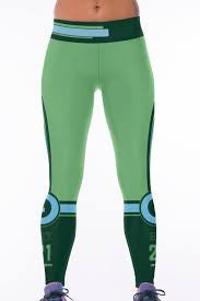 LIMITED EDITION Green Bay Sports Leggings
