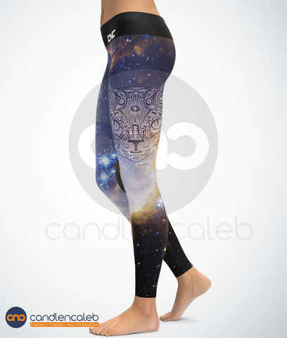 Cosmo Cat Leggings