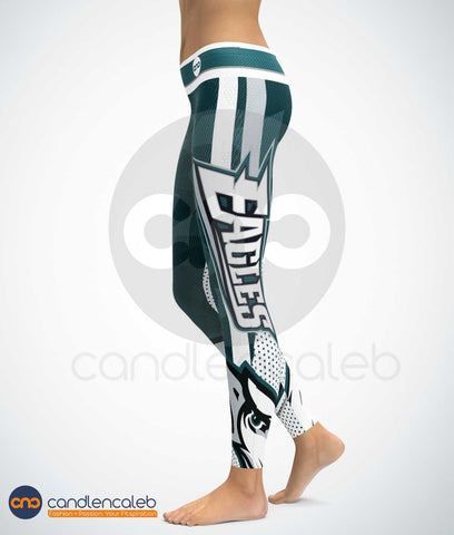Philadelphia Eagles V2 Yoga Leggings