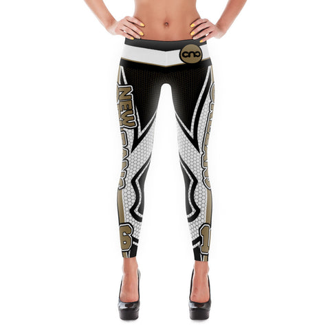 New Orleans 2017 High Quality Leggings