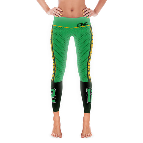 GreenBay Football Leggings