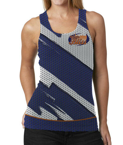 Chicago Bliss Warm Up Tank Top