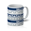 Image of Dallas Ugly Christmas Mug