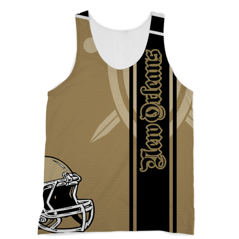 New Orleans Sublimation Tank