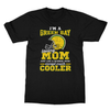 Image of Greenbay Lovin Mom Softstyle Ringspun T-Shirt
