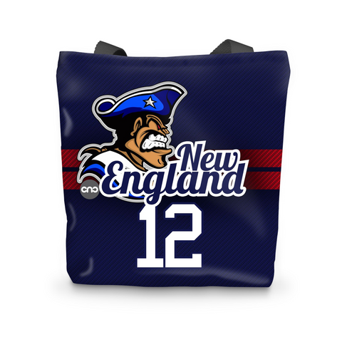 New England Fan Tote Bag