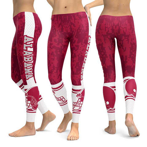 Alabama Sports Leggings