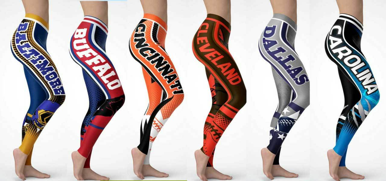 High Quality Football Leggings