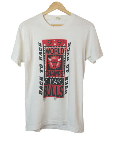Chicago Bulls World Champs Tee