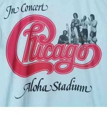 'Chicago' Aloha Stadium Band Tee