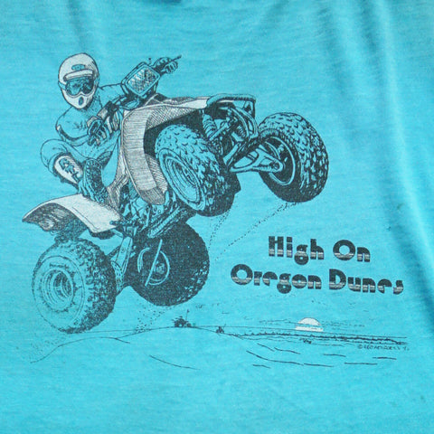 High On Oregon Dunes
