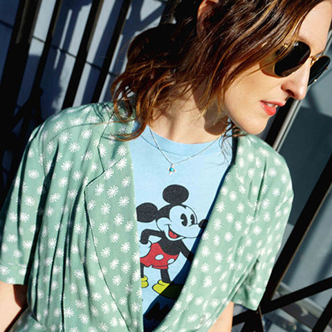 Double Sided Mickey Tee