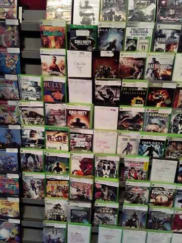 Used Xbox 360 Video Games For Sale In Downtown Jamestown New York