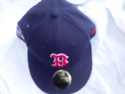 Boston Red Sox MLB Fitted New Era 59FIFTY 7 5/8 Baseball Cap Hat