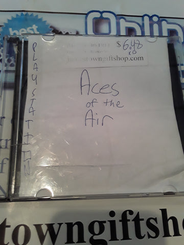 Aces of the Air Used Playstation 1 Video Game