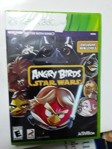 Angry Birds Star Wars BRAND NEW Xbox 360 Video Game