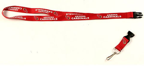 Arizona Cardinals Breakaway NFL Lanyard Key Chain