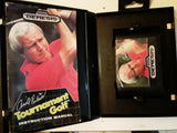 Arnold Palmer Tournament Golf Used Sega Genesis Video Game