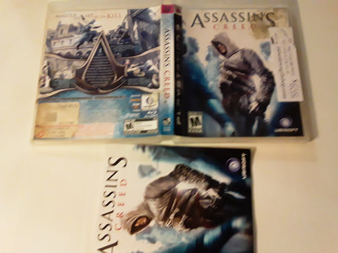 Assassin's Creed 1 Used PS3 Video Game