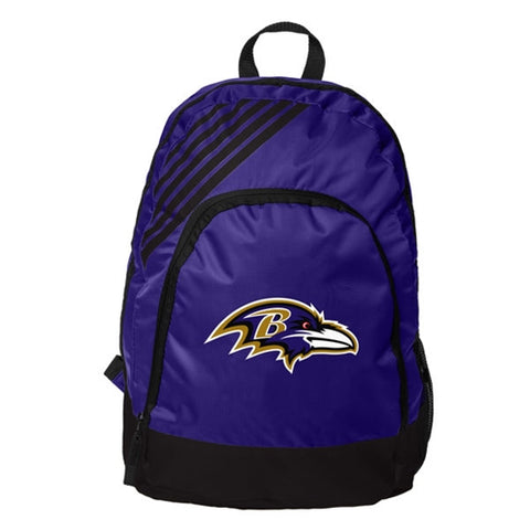 Baltimore Ravens NFL Border Stripe Backpack