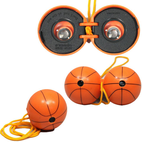 Basketball Mini 3x Binoculars