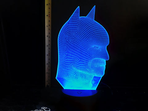Batman DC Comics LED Night Light Lamp