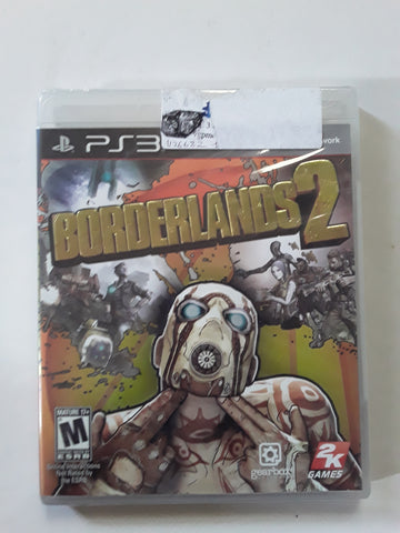 Borderlands 2 PS3 Video Game BRAND NEW SEALED