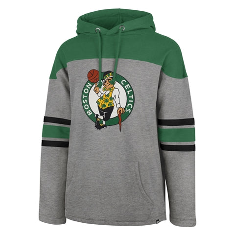Boston Celtics NBA Slate Grey Mens Huron Hood XL