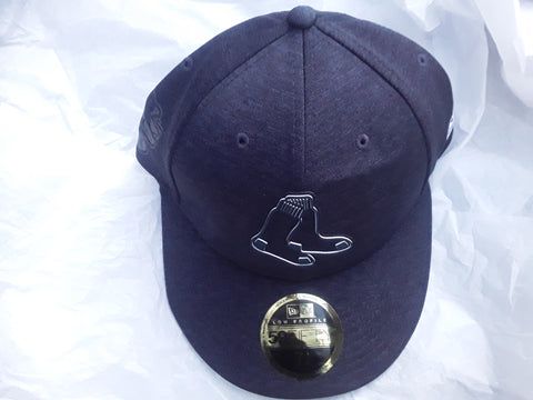 Boston Red Sox MLB Fitted New Era 59FIFTY  Low Profile 7 1/4 Baseball Cap Hat