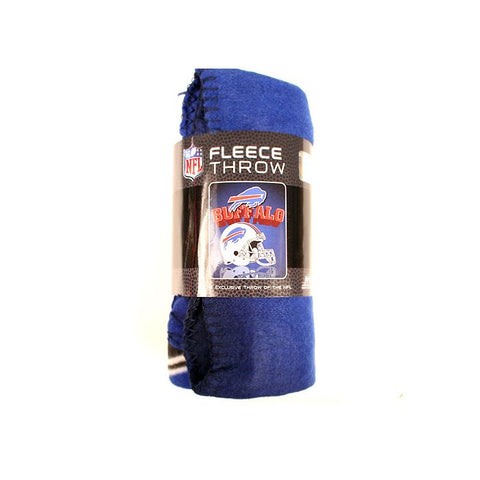 Buffalo Bills NFL 50x60 Polyester Fleece Throw Blanket