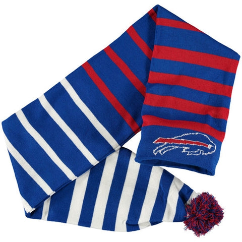 "Buffalo Bills NFL 60"" Team Knit Wrap Scarf"